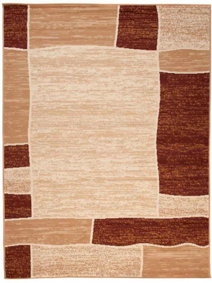 Kusový koberec PP Gama béžový, Velikosti 80x150cm