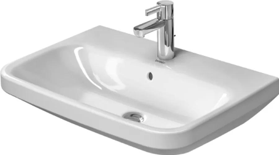 Duravit DuraStyle - umývadlo 65x44 cm 2319650000