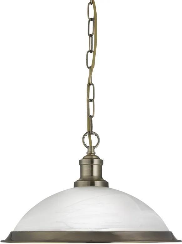 Závesné svietidlo Bistro Searchlight 1591AB