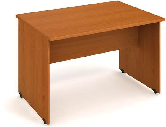 Stôl rokovací rovný Uni, 1200 x 800 x 755 mm, buk
