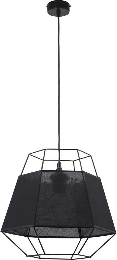 TK Lighting CRISTAL BLACK 1804