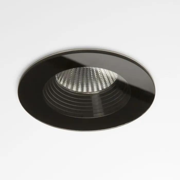 ASTRO 5754 VETRO okrúhla čierna 350mA LED 6W 20° IP65 3000K