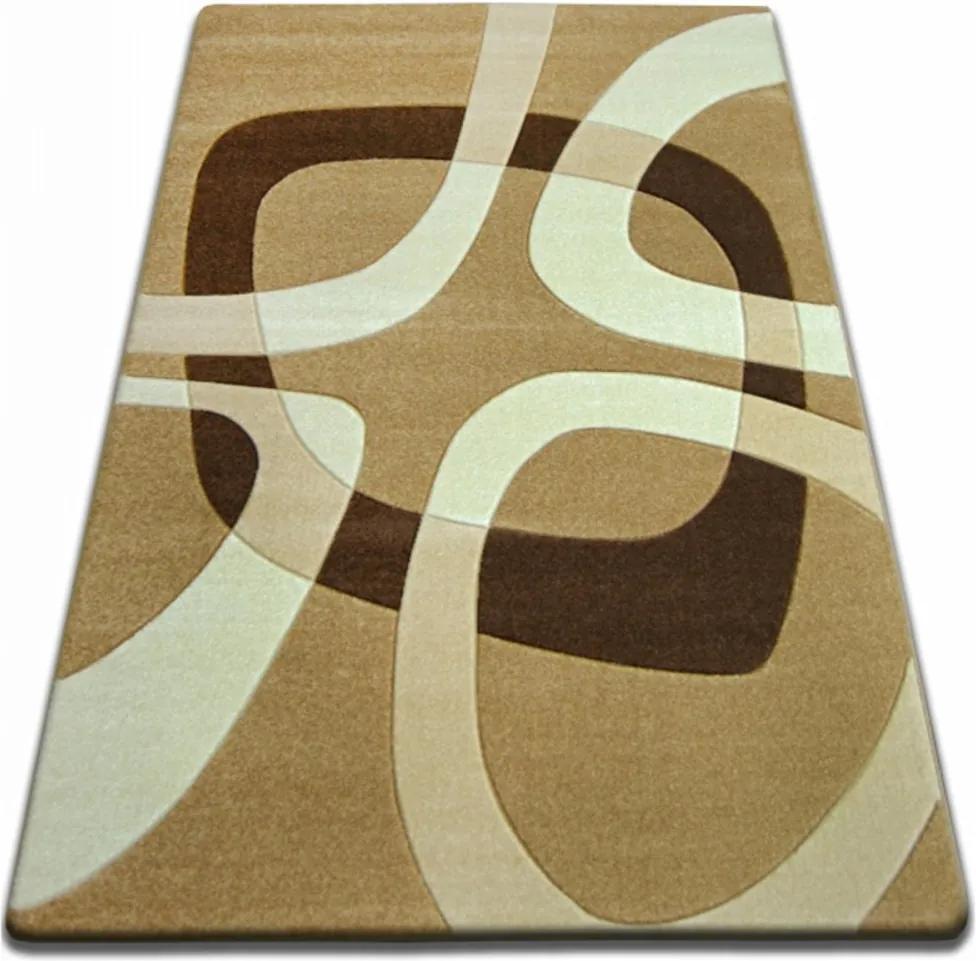 Kusový koberec Sam béžový, Velikosti 160x220cm