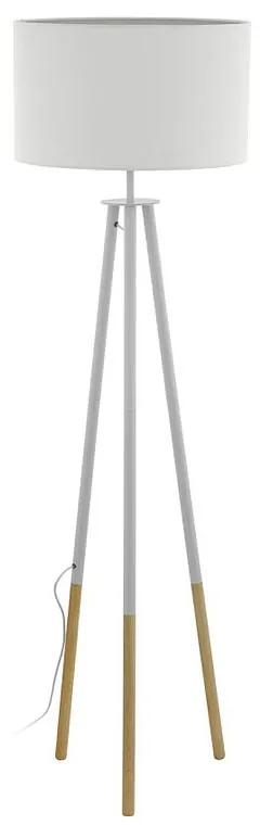 Eglo 49156 BIDFORD Trend & Vintage stojanové svietidlo E27 1X60W