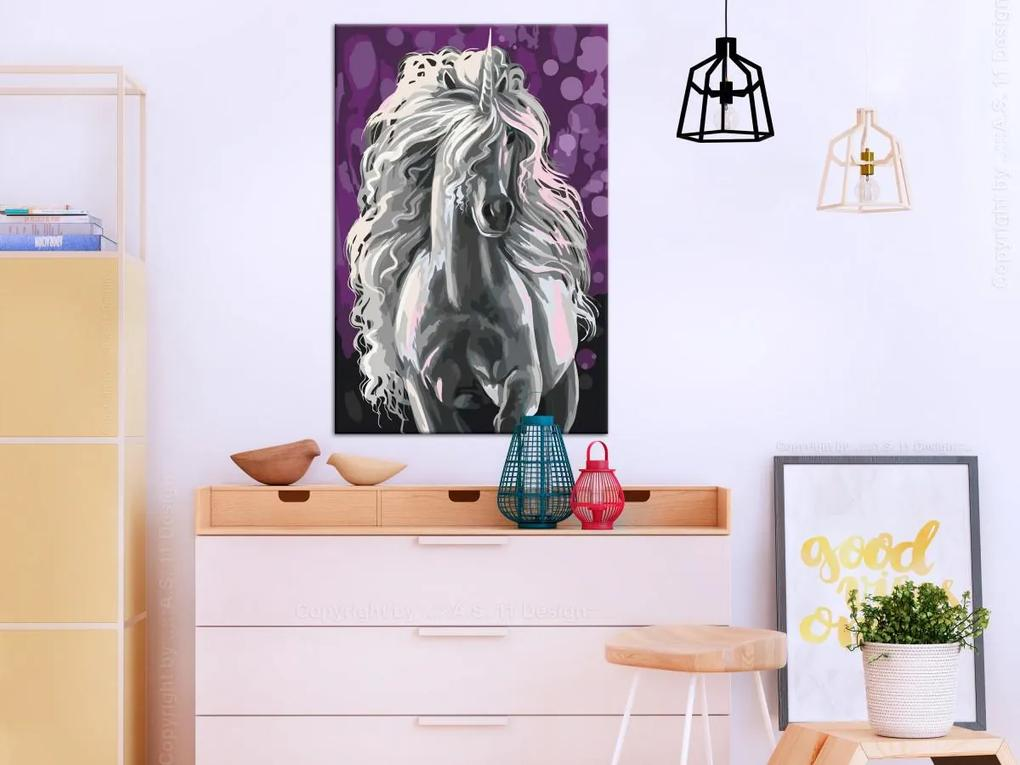Murando DeLuxe Malování podle čísel (40x60 cm)