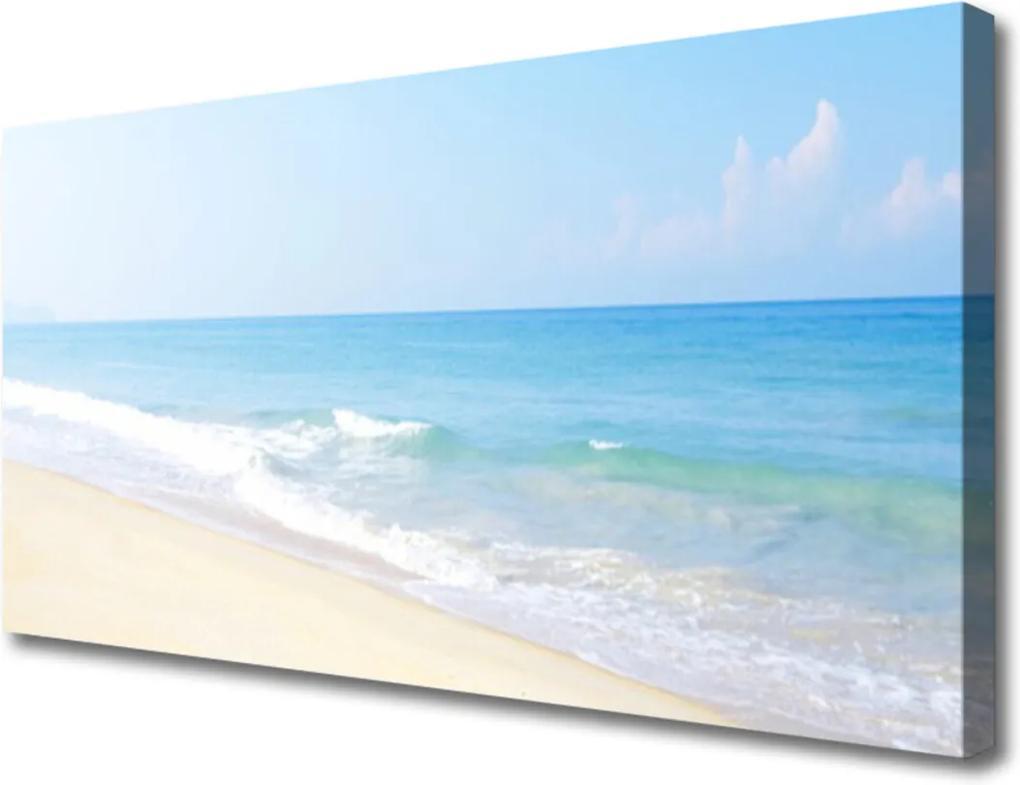 Obraz Canvas Pláž More Príroda
