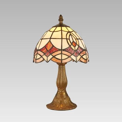 PREZENT 127 Tiffany stolná lampa E14 1x40W