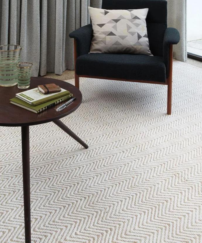Masiv24 - Ives koberec 100x150cm - prírodná