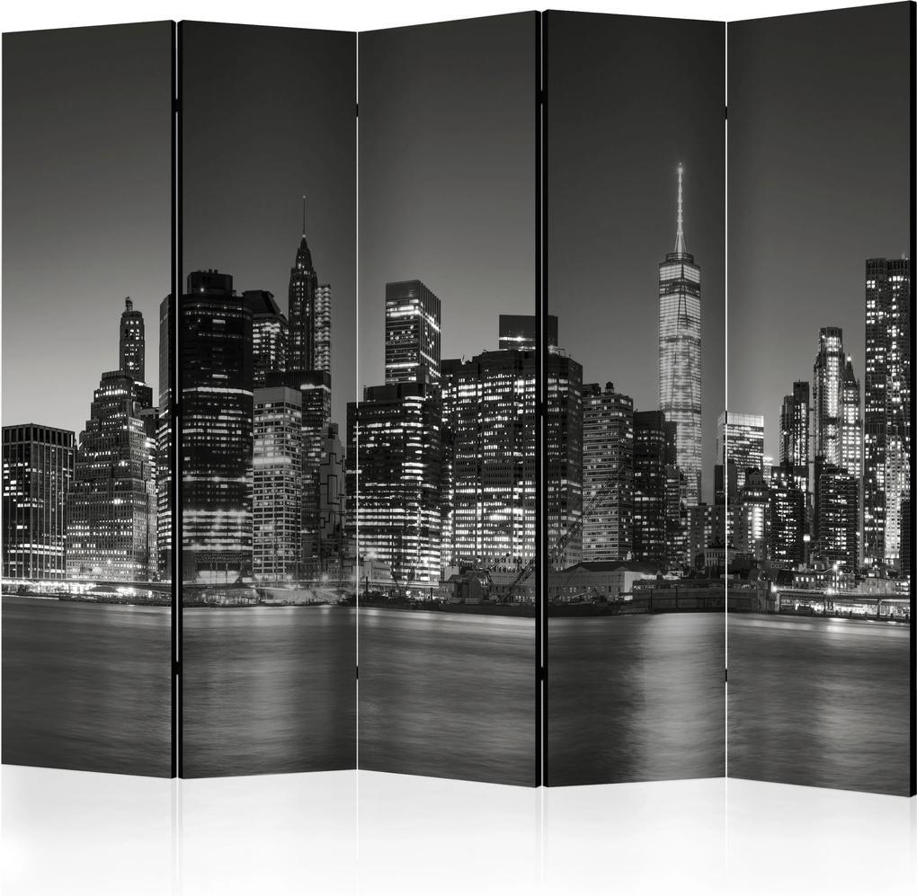 Paraván - New York Nights II [Room Dividers] 225x172 7-10 dní