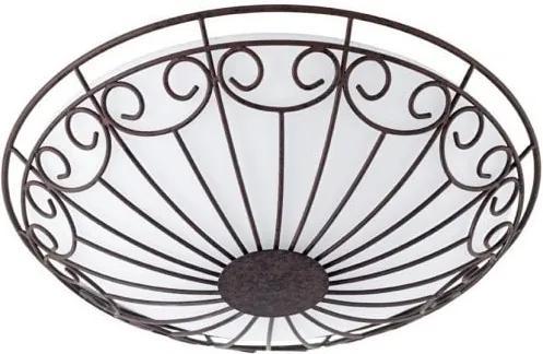 Interierové rustikálne svietidlo EGLO COLTI antická hnedá 92143