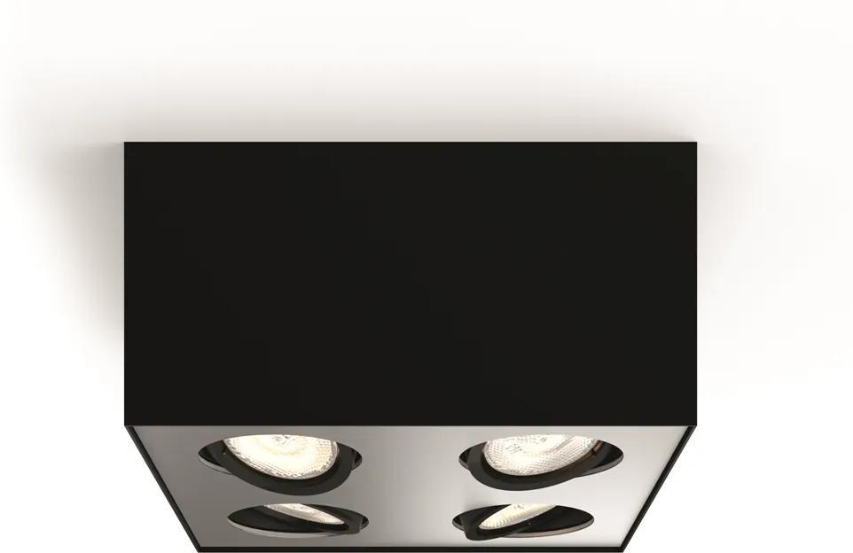 LED bodové svietidlo Philips Box 50494/30 / P0