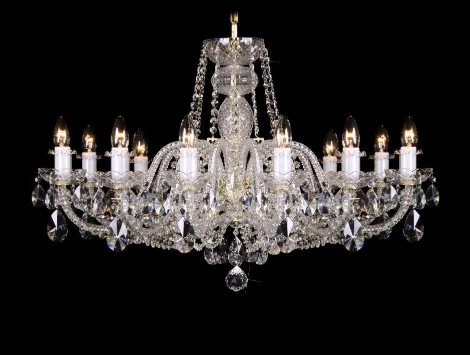Krištálový luster Grande R12-1