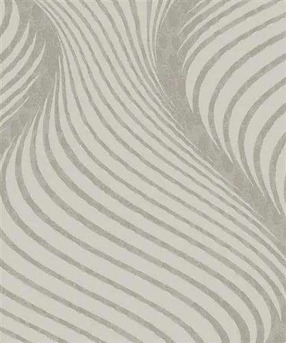 Vliesové tapety, skrutkovice hnedá, La Veneziana 3 57904, MARBURG, rozmer 10,05 m x 0,53 m