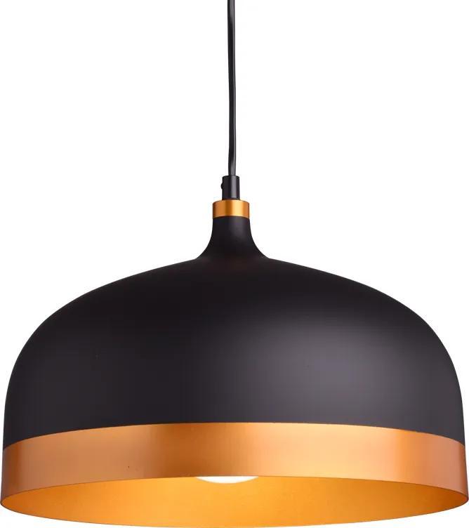 Honey Gold & Black Ø 33 cm