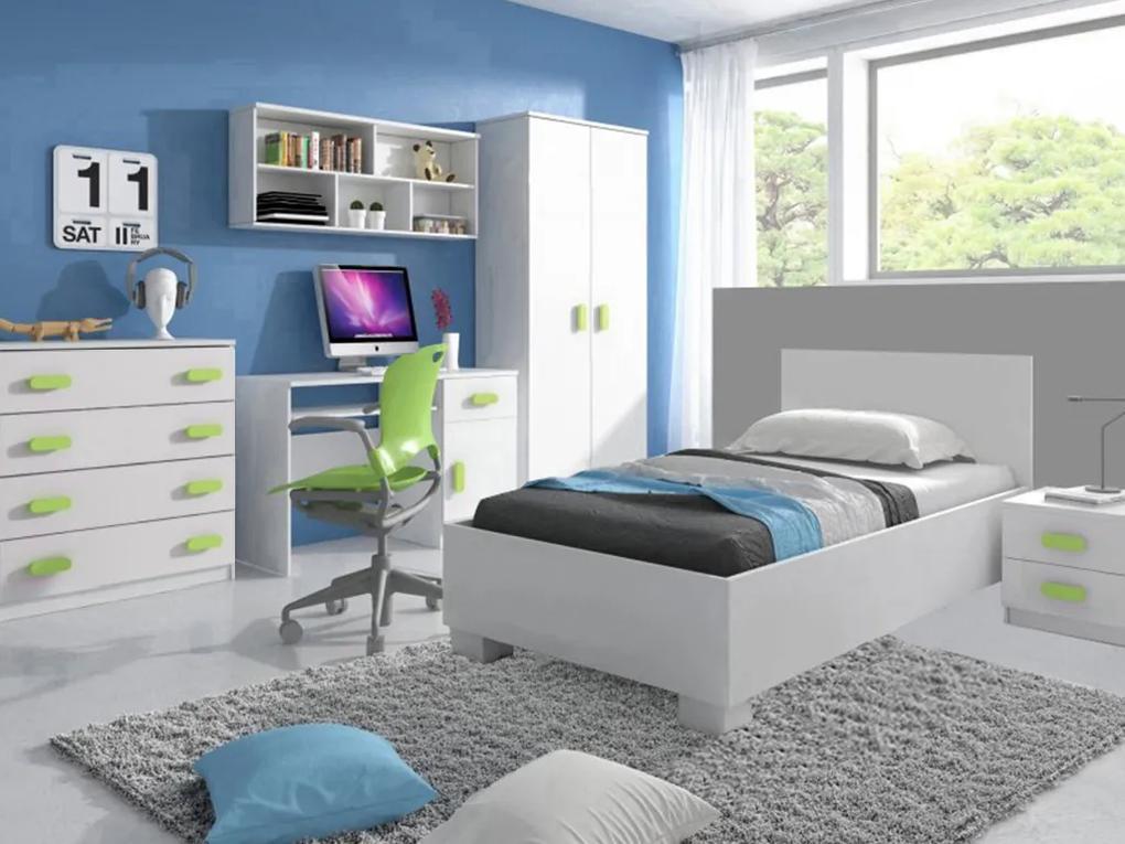 ID Detská izba LOOP zelená