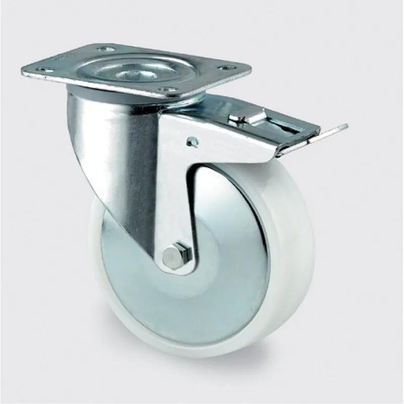 TENTE Polyamidové kolesá s nosnosťou 350 kg, priemer kolesa 160 mm