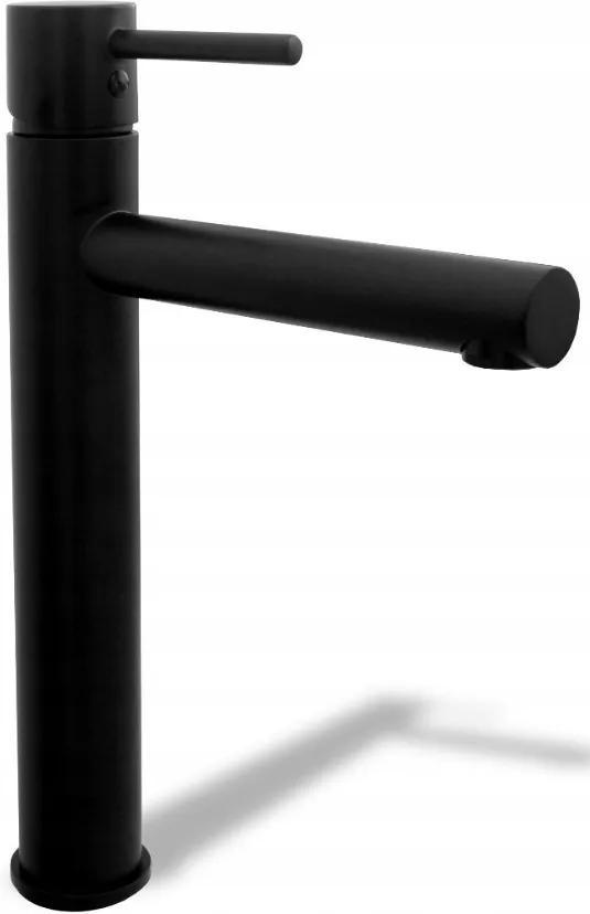 REA - Umývadlová batéria Tess čierna (REA-B0229)