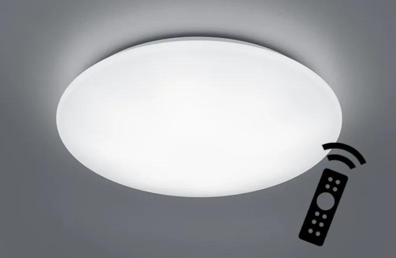 TRIO Reality R67609101 Kato stropné svietidlo LED 1x27W 2700lm 3000 - 5500K s ovládačom
