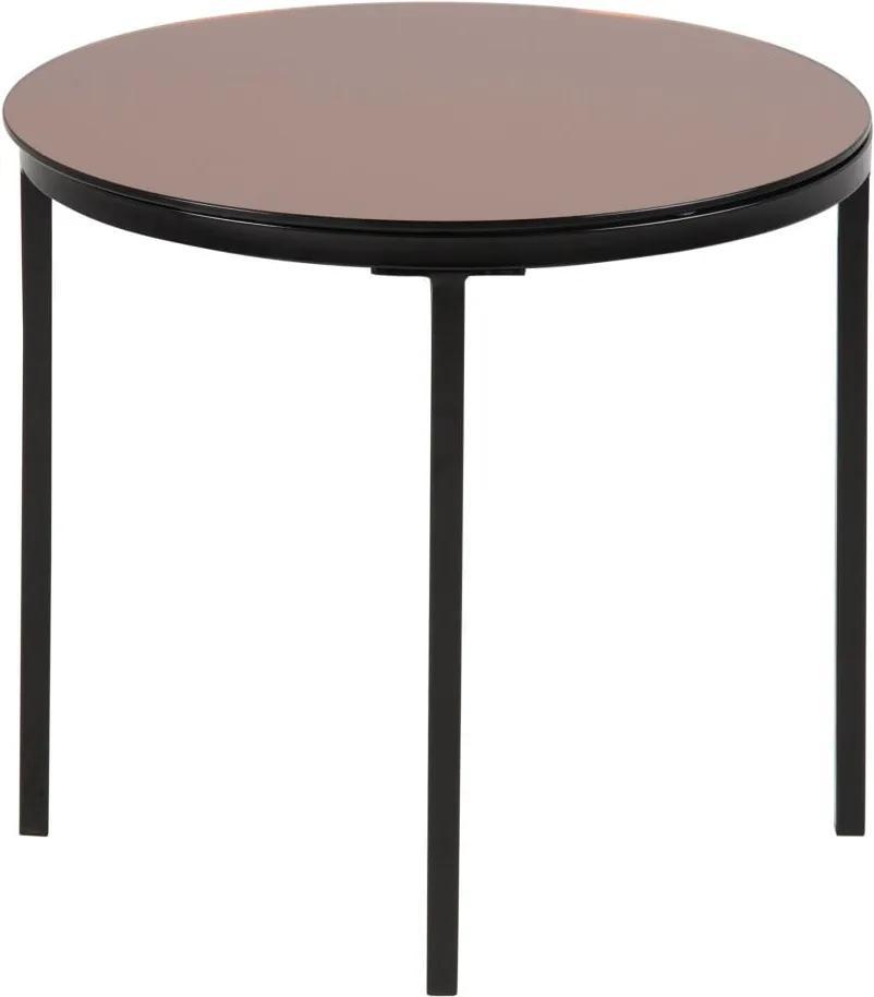 Odkladací stolík Actona Gina, ⌀ 50 cm