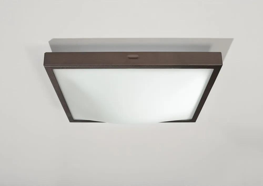 Stropné svetlo Nice Lamps Nebris, 31 × 31 cm