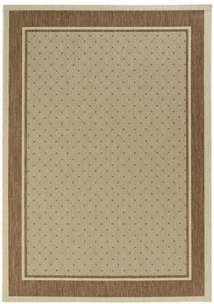 Hanse Home Collection koberce Kusový koberec Natural 102715 Classy Braun - 80x150 cm