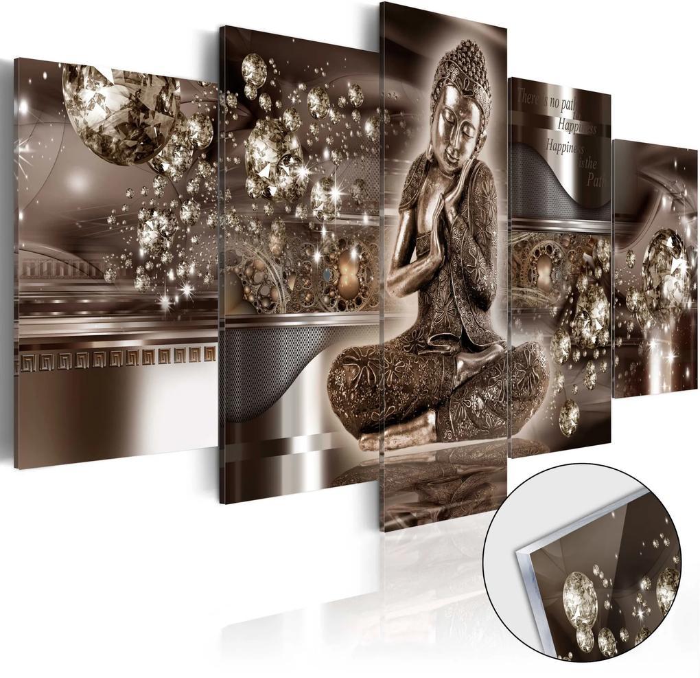 Obraz na akrylátovom skle - Inner Harmony [Glass] 100x50