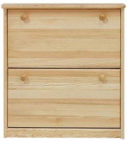 AMI nábytok skříňka na boty č.5 olše