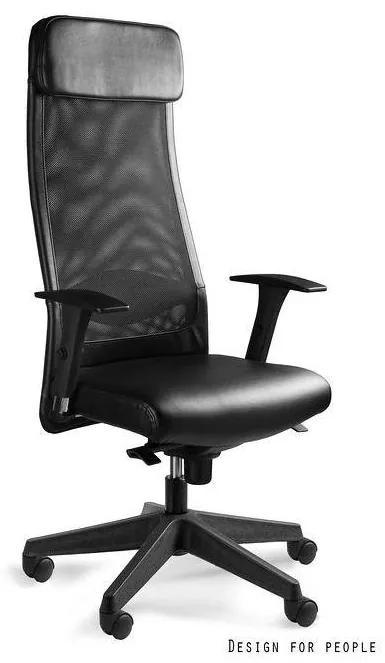 Kancelárska stolička Alarice Soft