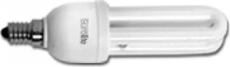 Ecolite úsporná žiarovka E14 11W studená biela