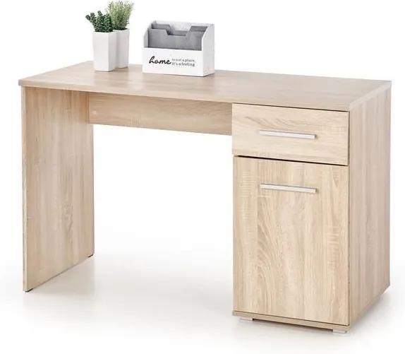PC stôl Lenka, sonoma