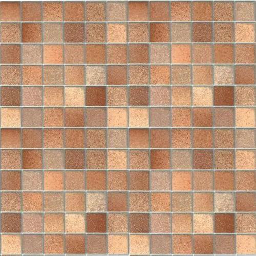 Samolepiace fólie mozaika hnedá, metráž, šírka 90cm, návin 15m, GEKKOFIX 11707, samolepiace tapety