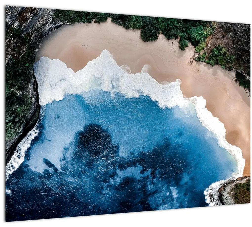 Obraz pláže Nusa Penida, Indonézia (70x50 cm), 40 ďalších rozmerov