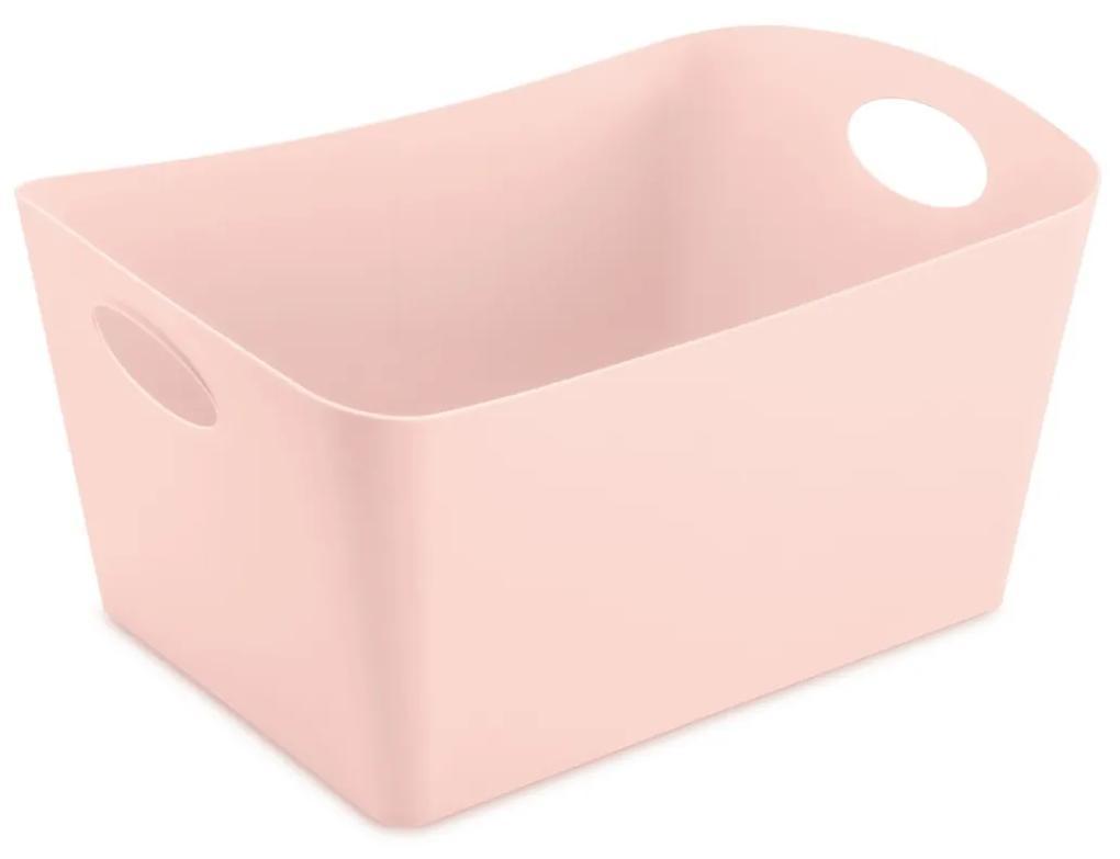 Koziol Úložný box Boxxx ružová, 3,5 l
