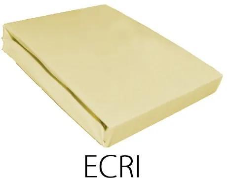 NY Plachta Froté 160x80 Farba: Ecri