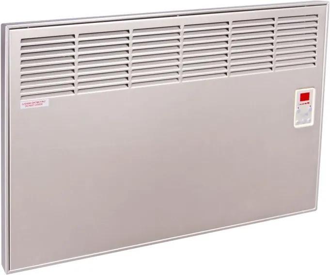Vigo EPK 4590 E20 2000 W digitálny elektrický konvektor Inox