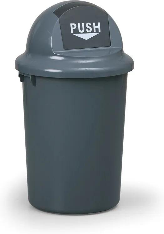 Plastový odpadkový kôš
