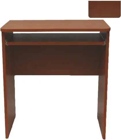 Kancelársky počítačový stôl šírka 69 cm - Buk