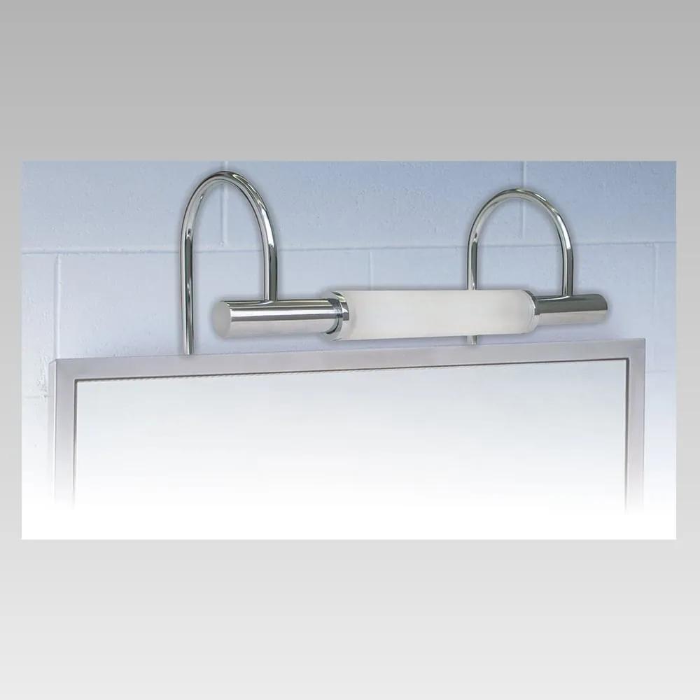 Kúpeľňové svietidlo PREZENT VISTA III. nástenné 8025