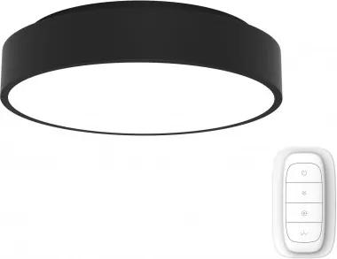 RONDATE 60 | IMMAX NEO | smart LED stropné svietidlo Farba: Čierna matná