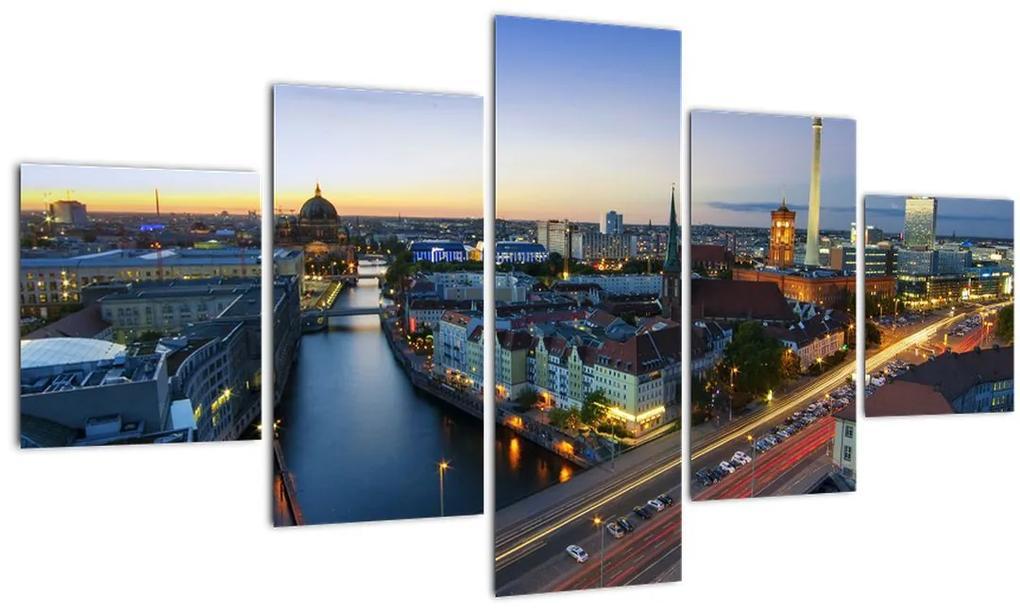 Obraz Berlína (125x70 cm), 40 ďalších rozmerov