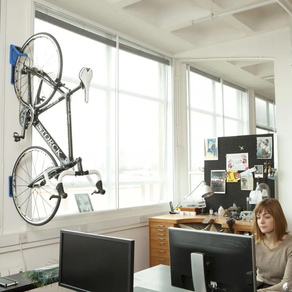 Držiak na bicykel CYCLOC ENDO modrý