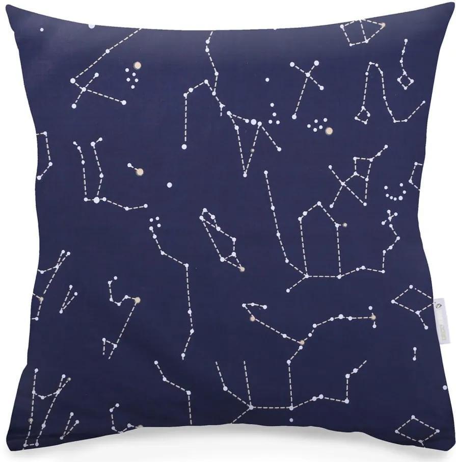 Sada 2 obojstranných obliečok na vankúš DecoKing Constellation, 50 × 60 cm