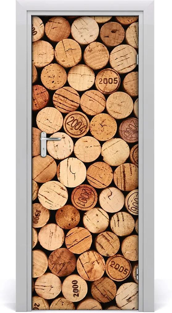 Fototapeta na dveře Korek do vína