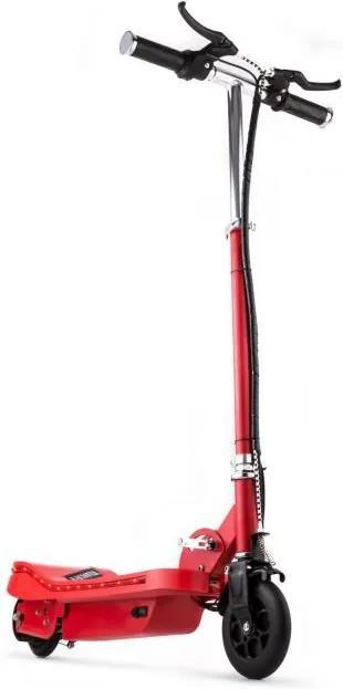 Electronic-Star V6-LED červená, elektrická kolobežka, LED efekt