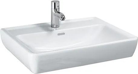 Umývadlo Laufen Pro 65x48 cm s otvorom uprostred H8189530001041