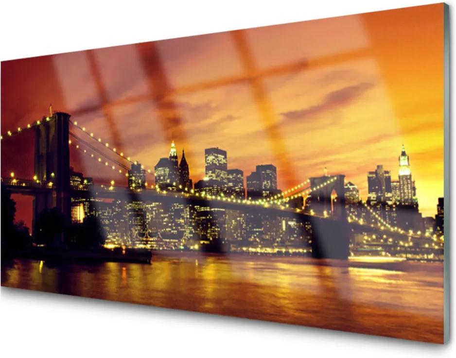 Obraz na skle Sklenený Most Architektúra