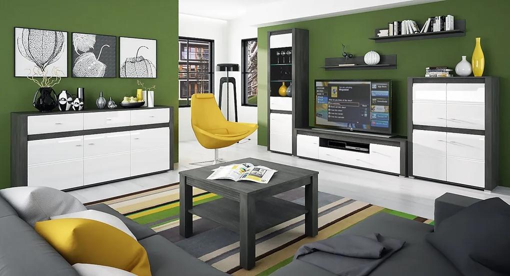 Moderný bytový nábytok Sponge A