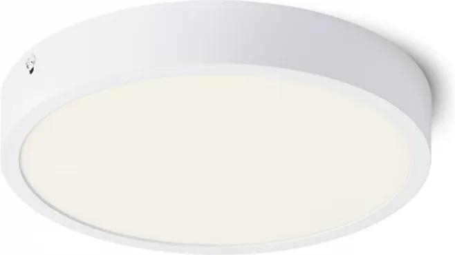 HUE R 22 DIMM | stmievateľné led svietidlo okrúhle stropné Farba: Biela