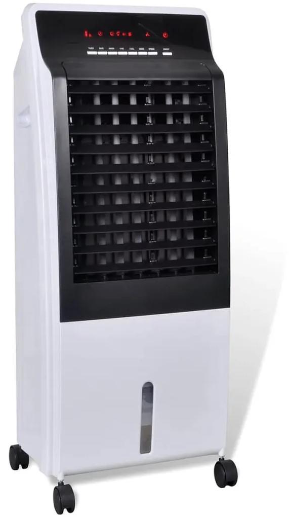 vidaXL Prenosný ochladzovač vzduchu, čistič a zvlhčovač vzduchu 8 l