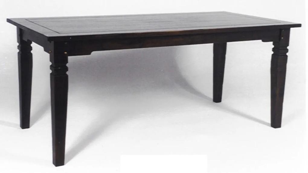SIT MÖBEL Pracovný stôl SAMBA 160 × 90 × 77 cm